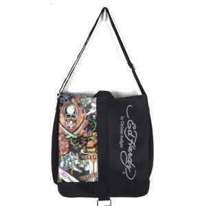 Ed Hardy by Christian Audigier Messenger Bag